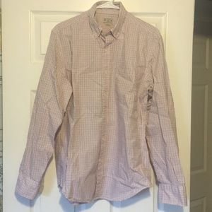 J. Crew button down. Never worn.